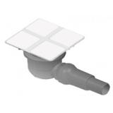 Сифон для поддона IDEAL STANDARD Twist с декоративной накладкой T851801 купить