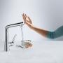 Cмеситель для кухни HANSGROHE Metris Select 14883000 купить