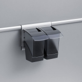 Блок HAILO Accento из 2-х съемных контейнеров 190*230*260 мм 3934-20 купить