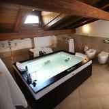 Ванна JACUZZI Aura Plus TOP 180*150 см венге купить