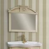 Зеркало BELBAGNO Primavera 990*830 мм Bianco Antico BB45S/PBA купить