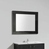 Зеркало BELBAGNO Atria 1000*23*800 мм Nero Lucido ATRIA-SPC-1000-NL купить
