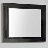 Зеркало BELBAGNO Atria 800*23*800 мм Nero Lucido ATRIA-SPC-800-NL купить