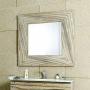 Зеркало CLARBERG Papirus Wood 960*560 мм Light Pap-w.02.10/LIGHT купить