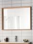 Зеркало HAFA Original 120  шпон дуб 1542580 купить