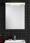 Зеркало HAFA Relax 60 белый глянец 1452162 купить