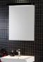 Зеркало HAFA Relax 60 черный глянец 1452163 купить