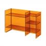 Стеллаж LAUFEN Kartell 750*260*530 мм оранж 3.8933.1.082.000.1 купить
