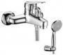 Смеситель для ванной LEMARK Luna с аксессуарами LM4102C купить