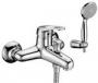 Смеситель для ванной LEMARK Omega с аксессуарами LM3102C купить