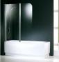 шторка для ванной NOVELLINI Aurora 2S-1B 120*150 купить