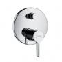 Смеситель для ванны HANSGROHE Metris S 31466000 купить