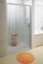 Дверь душевая RAVAK Pivot PDOP2-110 белый/транспарент 03GD0100Z1 купить