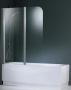 шторка для ванной NOVELLINI AURORA-2 120*150 AURORAN2-2B купить