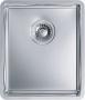 Мойка кухонная подстольная ALVEUS Quadrix 20 U 1064343 нержавеющая сталь купить