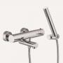 Смеситель термостатический  для ванны FIMA CARLO FRATTINI Quad F4034CR купить