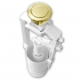 Механизм слива для бачка AZZURRA Jubilaeum   Gold B19002FORO/40 купить