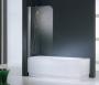 Шторка на ванну NOVELLINI Aurora 1  70*150 AURORA170-1A купить