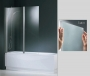 Шторка на ванну NOVELLINI Aurora 2 120*150 AURORAN2-4K купить