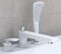 Смеситель для ванны на 3 отверстия KLUDI Balance 524479175 купить