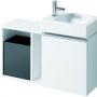 Боковая тумба KERAMAG Icon XS  белый глянец 840237000 купить