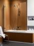 Шторка для ванны RADAWAY Carena PN 130 L 202201-101L купить