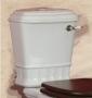 Бачок для унитаза моноблока MIGLIORE Gianeta белый ML.GNT-25.808.BI купить