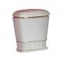 Бачок для унитаза моноблока MIGLIORE Gianeta белый с декором ML.GNT-25.848.D1 купить