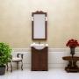 Мебель для ванной OPADIRIS Клио 50 дуб античный купить