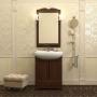 Мебель для ванной OPADIRIS Клио 60 дуб античный купить