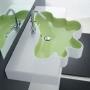Раковина настенная DISEGNO CERAMICA Splash 100*56*10 мм цветная купить