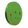 Элемент зеркала голова гусеницы LAUFEN Florakids 26.2*29.6 зеленый 4.6161.1.003.472.1 купить