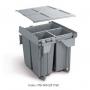 Сегрегатор GTV для модуля 600 мм PB-M342X17-60 купить