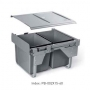 Сегрегатор GTV для модуля 450 мм PB-0M2S15-60 купить