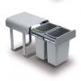 Купить: Ведро для мусора GTV Tira PB-90144100PCT