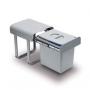 Купить: Ведро для мусора GTV Tira PB-90134100PCT