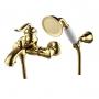 Смеситель для ванны LEMARK Brava золото LM4712G купить