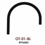 Сменный гибкий шланг к смесителю OMOIKIRI Kanto ОT-01-BL 4996003 купить