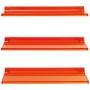 Полка настенная LAUFEN Kartell 450*155*40 мм оранж 3.8533.0.082.000.1 купить