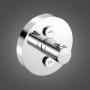 Смеситель для ванны термостатический встраиваемый KLUDI Push circle 388120538 купить