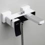 Смеситель для ванны WASSER KRAFT Aller 1061 WHITE купить