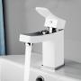 Смеситель для раковины WASSER KRAFT Aller 1063 WHITE купить