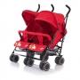 Коляска-трость для двойни BABY CARE Citi Twin red купить