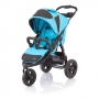 Коляска прогулочная BABY CARE Jogger Cruze Blue купить