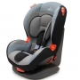 Автокресло BABY CARE ESO Basic Premium Grey-Black купить