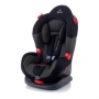 Автокресло BABY CARE ESO Sport Premium Black-Black Grey купить