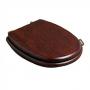 Сиденье для унитаза SIMAS Lante Soft Close орех - бронза LA 009 bronzo купить