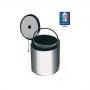 Ведро для мусора GTV CIRCA 11л PB-91024160V купить
