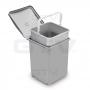 Ведро для мусора GTV GUADRA 13л PB-91014100 купить