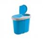 Корзина мусорная GTV Multispace Duo 2х12,5л, синяя PB-MULTIDUO-N купить